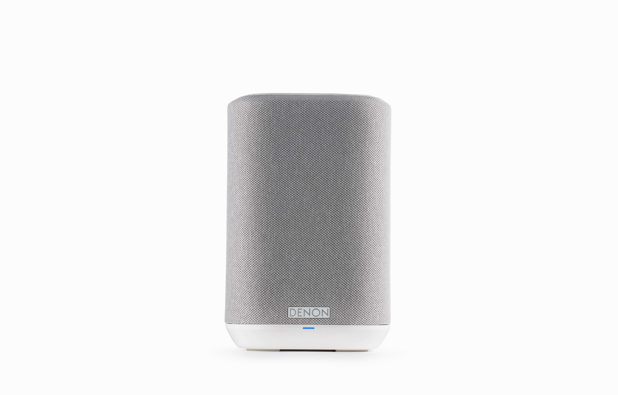 Denon Home 150 Wireless Speaker with HEOS Built-in AirPlay 2 and Bluetooth - White