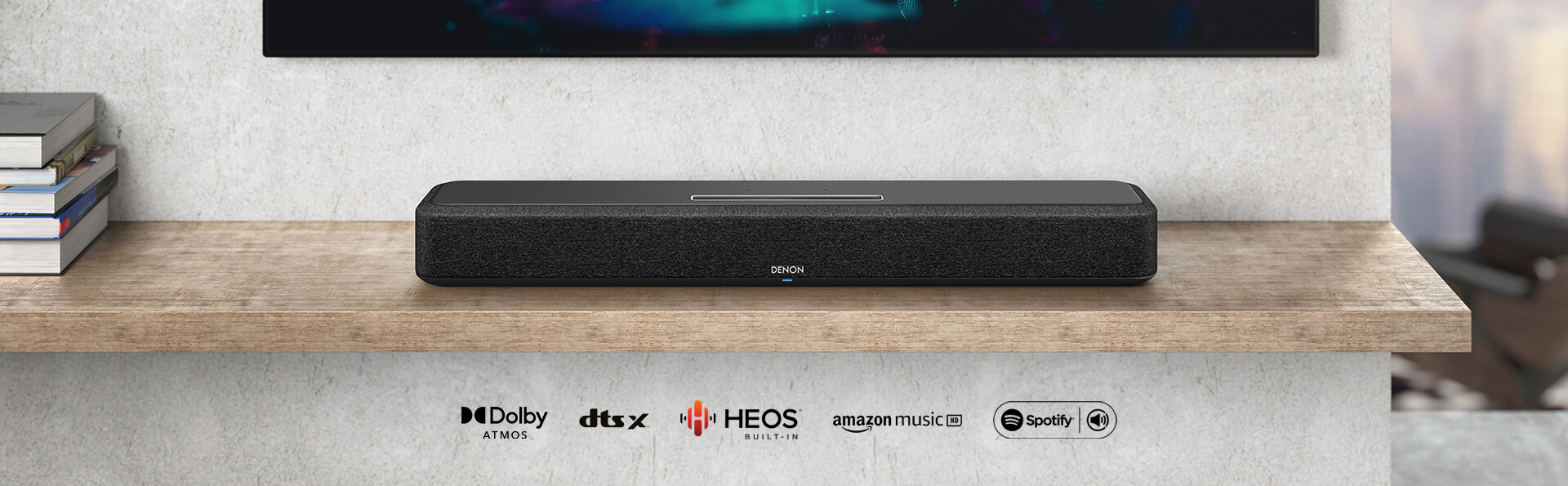 Denon Home Bar 550 WiFi soundbar