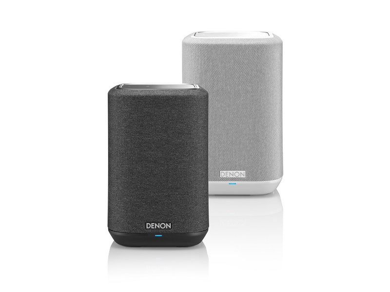 product Denon home black and white